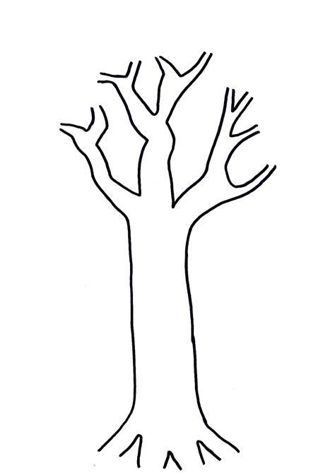 friendship tree template podzimn 237 šablony strom předškol 225 ci omalov 225 nky