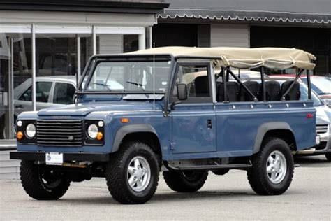 land rover 110 for sale for sale 1994 land rover defender 110 grab a wrench