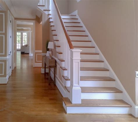Banister Stairs Ideas Ideas For Install Basement Stair Railing John Robinson