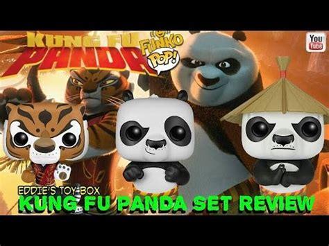 Pop Kung Fu Panda Tigress dreamworks kung fu panda po tigress and po with hat funko pop review