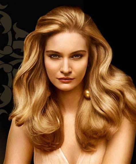 8 golden hair colors up your
