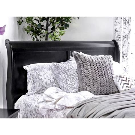 Black Sleigh Bed Frame Best 25 Black Sleigh Beds Ideas On Sleigh Bed Frame Grey Sleigh Bed And Sleigh Beds