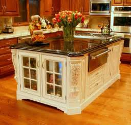 French Country Kitchen Island by Beautiful Designs Beautiful Living Kitchens