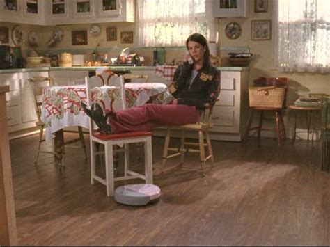 Gilmore Kitchen gilmore lorelai s house and the gilmore mansion