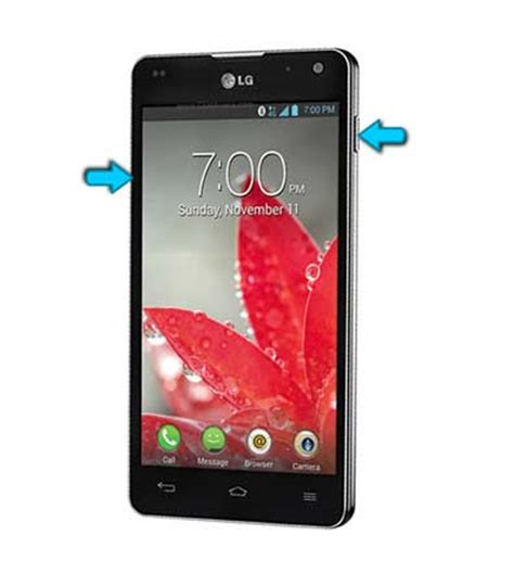 how to reset lg android phone how to reset lg optimus g ls970 smartphone