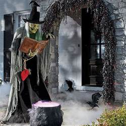 halloween witch decorations for outdoors 3 the