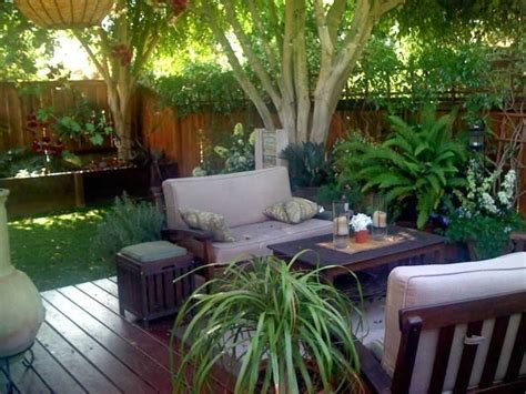 Fence Ideas For Small Yard Ayanahouse Small Backyard Ideas That Can