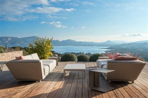 terrasse en vue superbe villa 224 louer avec vue sur le golfe de porto vecchio