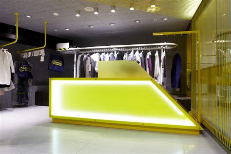 design the layout of a housekeeping store maurice dry cleaners by snell architects sydney 02