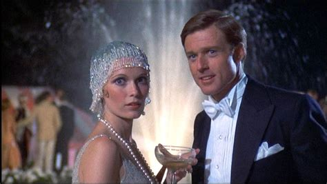 the great gatsby 1974 trailer robert redford mia dreams are what le cinema is for history repeating