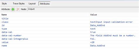 jquery validation pattern attribute suppress mvc built in jquery client validation attribut