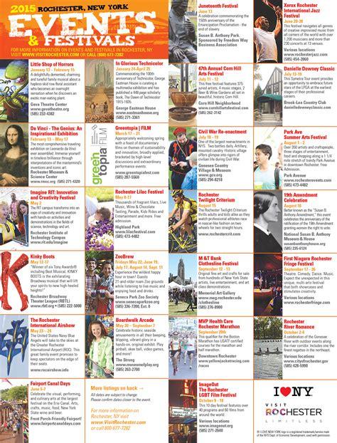 Rochester Events Calendar Calendar Events Rochester Ny Calendar Template 2016