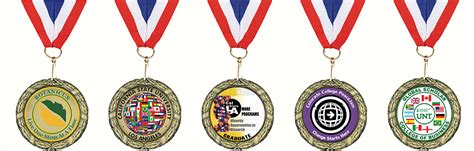Handmade Medals - prime heritage inc graduation stoles