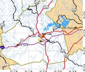 marion carolina map marion carolina nc 28752 28761 profile
