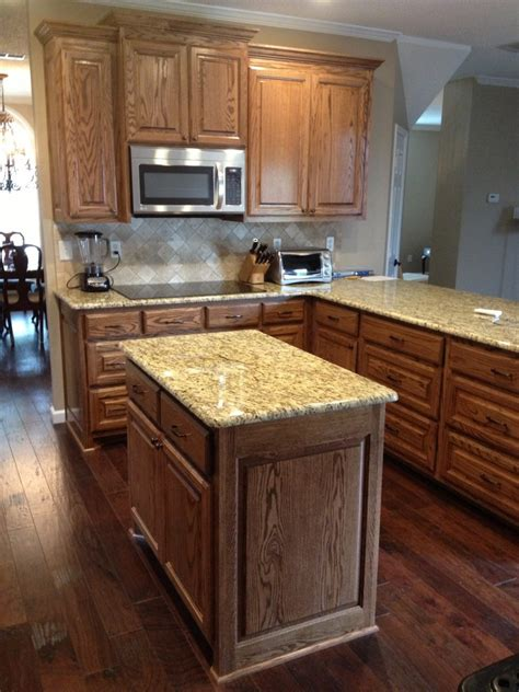 Flooring And Cabinets by Wood Floors In Kitchen With Wood Cabinets Gen4congress