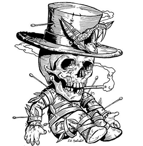 good voodoo tattoo pin by goddess shelle on skulls voodoo