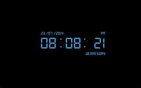 digital clock themes software download free download analog din clock screensaver for windows