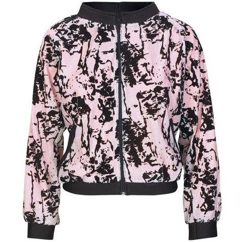 Jaket Wanita F Jacket Bomber Parka Hoodie Jacket sequins bomber jacket 2 890 liked on polyvore featuring outerwear jackets zip