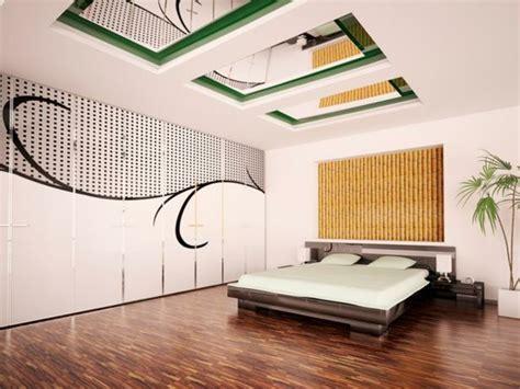 miroir plafond chambre le plafond avec miroir une d 233 coration fantastique pour