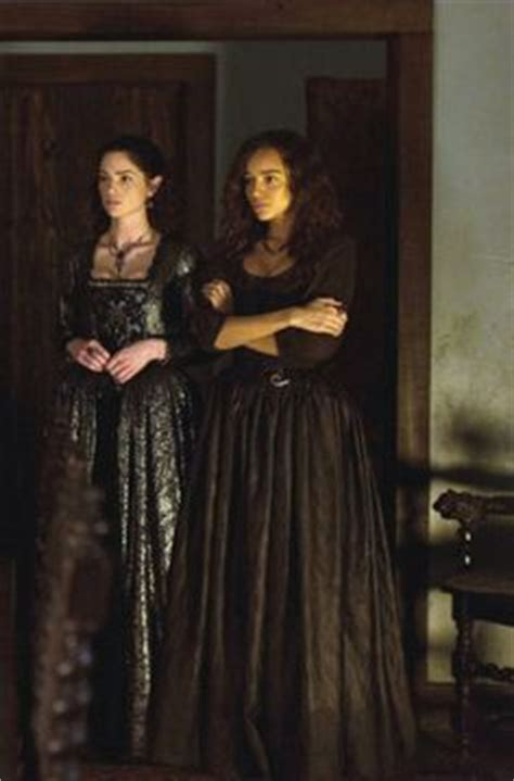 Set Salem An mercy countess marburg and sebastian on the set of salem costumes made in house salem tv