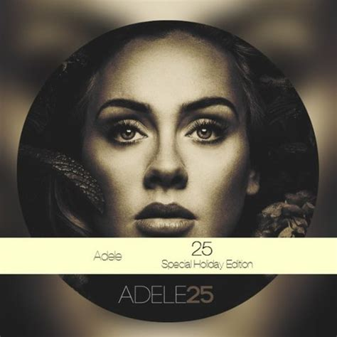 25 adele mp3 320kbps download adele 25 special holiday edition 2015 it s only