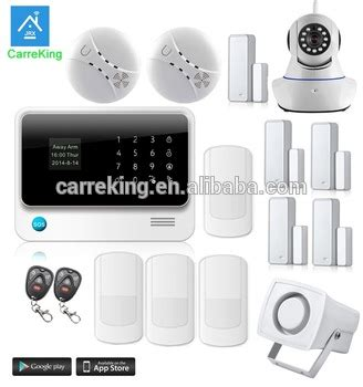 best sell wireless home security gsm alarm system wireless