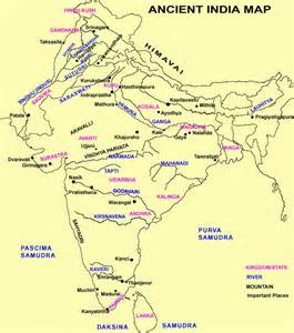 Map Of Ancient India by Gallery For Gt Ancient Indian Geography