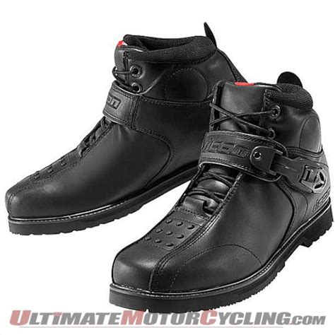 motocross boot review icon super duty 4 boot review