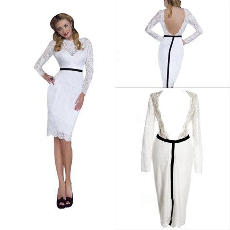 lace short dress cocktail shopstyle hot sale black and white backless short cocktail dresses
