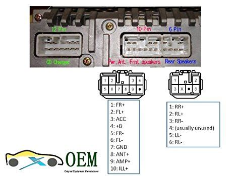 2005 scion tc stereo wiring diagram wiring diagram with