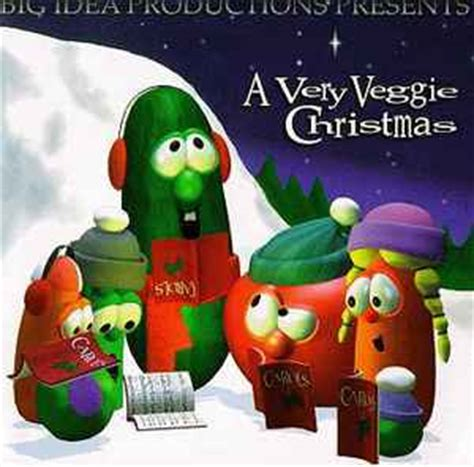 veggietales a very veggie christmas cd at discogs