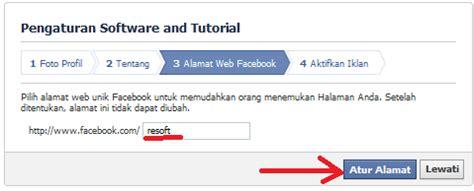 cara membuat iklan blog di facebook cara membuat halaman blog di facebook zipie