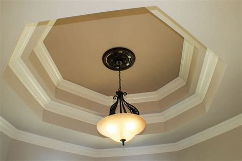 Octagon Tray Ceiling Octagonal Tray Specialty Ceiling Treatments