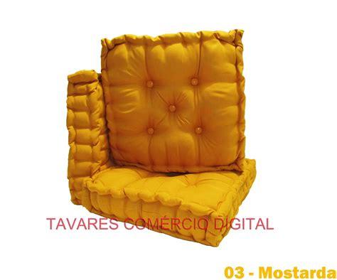 almofada futon 60x60 almofada futon turca 60 x 60 para sofa de pallets r 50