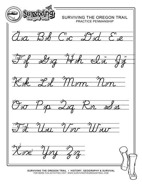 printable alphabet handwriting sheets free print alphabet letter worksheets free abc s