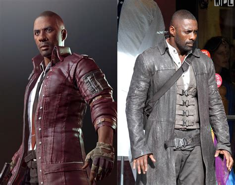 pubg 99 kills anyone else think the new male face is idris elba