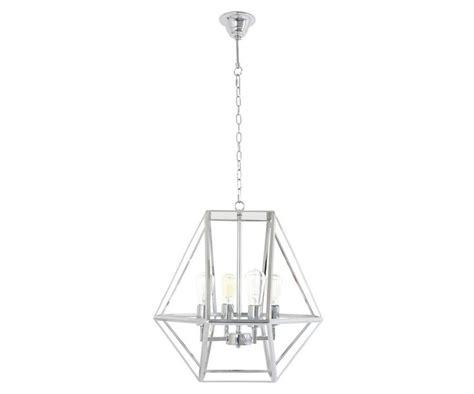 beacon lighting pendant lights vaille 4 light pendant in chrome modern pendants