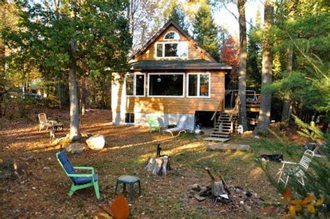 Dickie Lake Cottages For Sale by Paul H Breslin Cottage For Sale