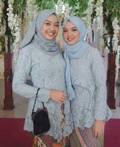 Setelan Baju Muslim Af Collection 48 model baju kebaya muslim modern dan anggun klubwanita