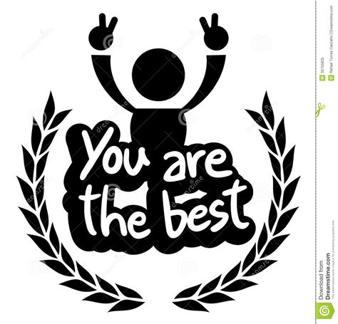 images of best icon you are the best royalty free stock photo image