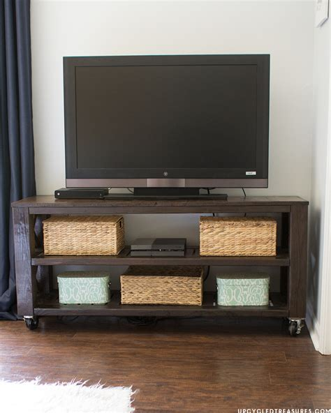 modern rustic console table diy rustic console table mountain modern