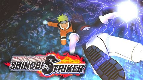 boruto pc game naruto to boruto shinobi striker 1st official trailer