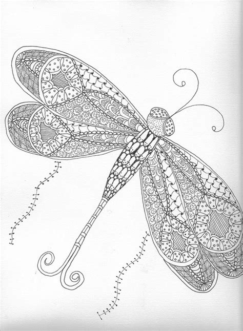 dragonfly mandala coloring pages 9 best images about mandalas on tattoos