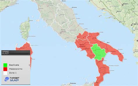 www mezzogiorno it italy map of basilicata and mezzogiorno by regione targetmap