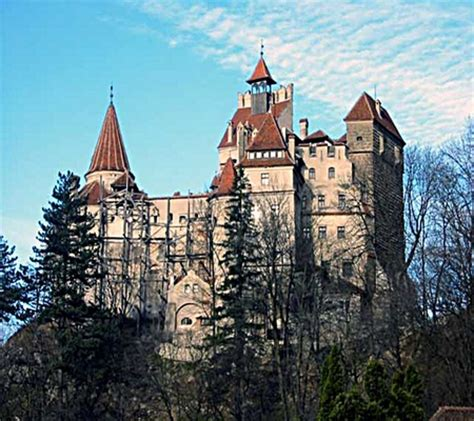 the impalers castle count vlad s castle photography abstract background