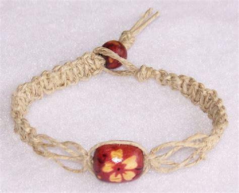 Hemp Knots Patterns - bracelet tool galleries hemp bracelet patterns