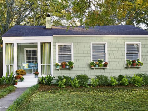 mobile home curb appeal curb appeal makeovers around the block landscaping ideas