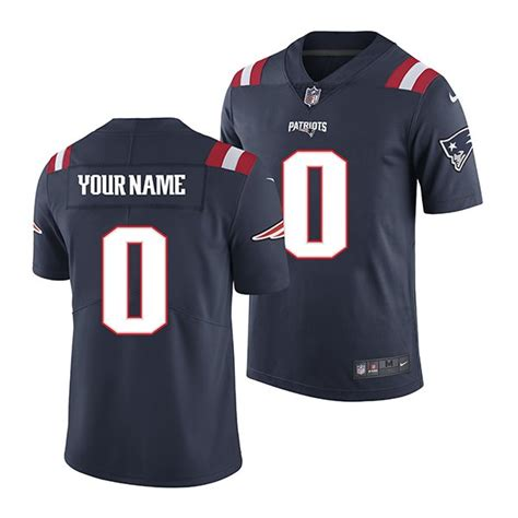 nike nfl jerseys new style sale for 2016 men s new england patriots custom navy blue 2016 color