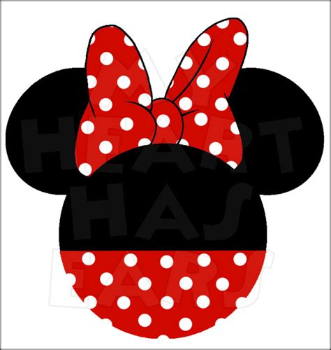 Minnie Mouse Clipart