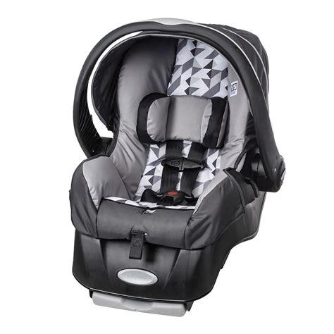 narrow base toddler car seats evenflo embrace infant car seat base black
